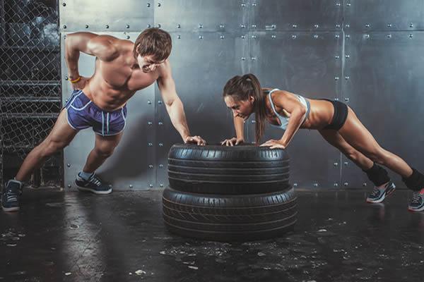 Sport - Fitness Bild