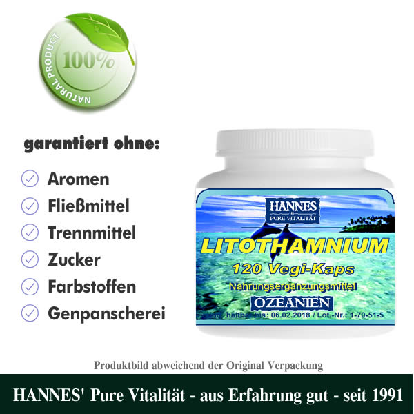 Lithothamnium Vegi-Kaps Dose