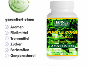 Purple Corn Vegi-Kaps Dose