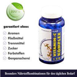 Vitamin C Komplex Vegi-Kaps Dose