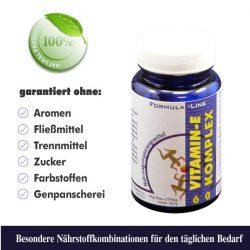 Vitamin E Komplex Vegi-Kaps Dose