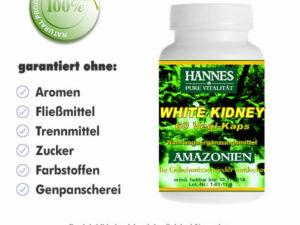 White Kidney Vegi-Kaps Dose
